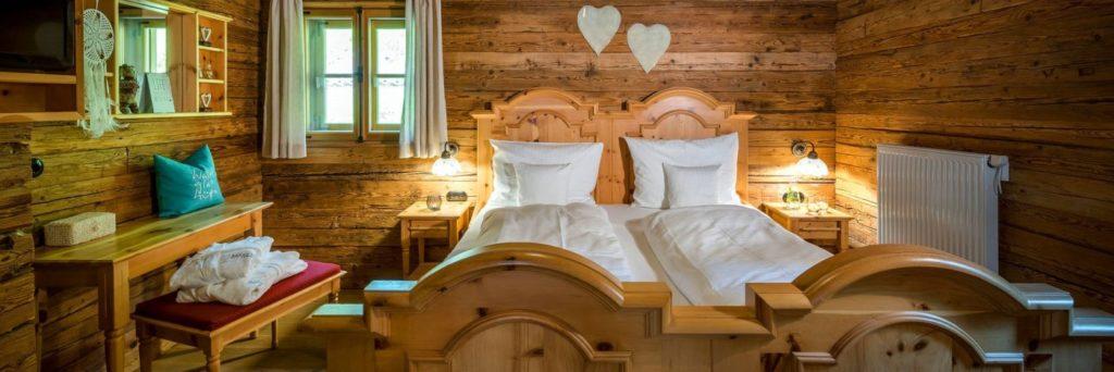 Luxus Chalet für 2 Personen Ferienchalets in Bayern