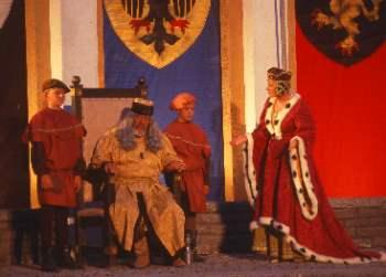 Mittelalterliches Festspiel - Vom Hussenkrieg - Neunburg vorm Wald