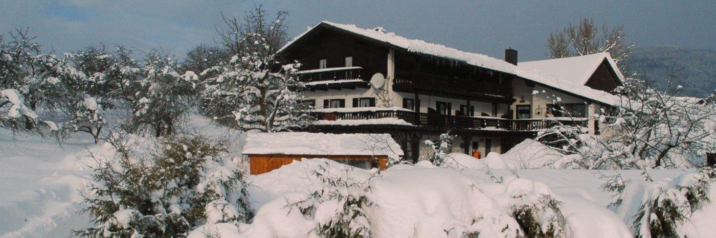 Gästezimmer im Bayerischen Wald Landhaus Jakob in Lalling Bayerwald