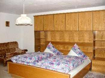 Schlafzimmer - Urlaub auf dem Bauernhof Ferienhaus
