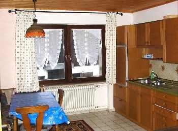 Esszimmer- Ferienwohnungen Michelsneukirchen