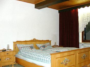 Schlafzimmer - Ferienwohnung Familien Kinder