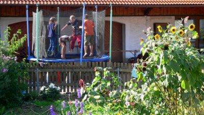 Preiswerte Ferienwohnungen auf dem Bauernhof in Deutschland