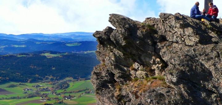 Kaitersberg Ausflugsziele Bad Kötzting Berg Wandern