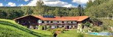Kieselmühle die Ferienwohnung mit Pool in Achslach