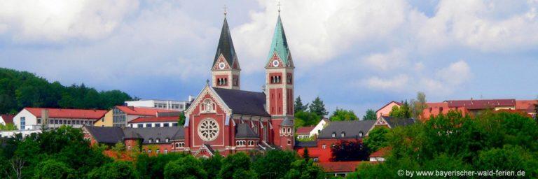 kirchen-bayerischer-wald-kloster-cham-oberpfalz