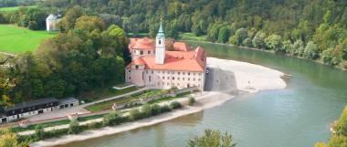 Natur Park Altmühltal Wochenendausflug Bayern