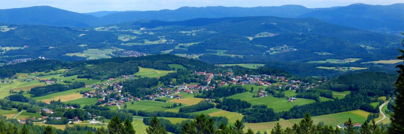 Sehenswürdigkeiten & Ausflugsziele am Pröller Berg Aussichtspunkt