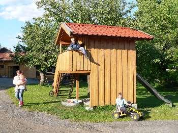 Familien Ferienhof in Deutschland im Bayerwald
