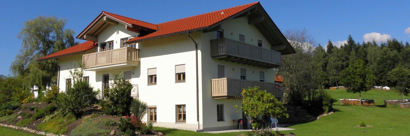 Exklusives Ferienhaus in Bayern privat buchen im Bayerischen Wald