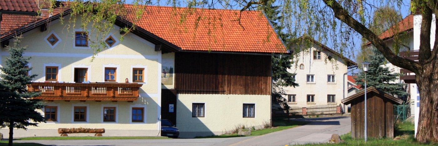 Ferienhof Kopp bei Teisnach Urlaub am Bauernhof in Altenmais