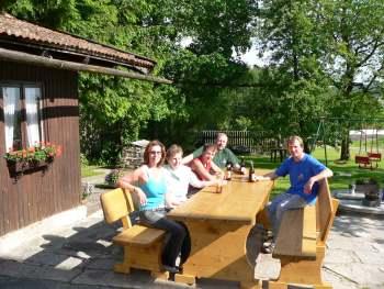Ferienhaus Bauernhofurlaub für Paare, Familien Gruppen
