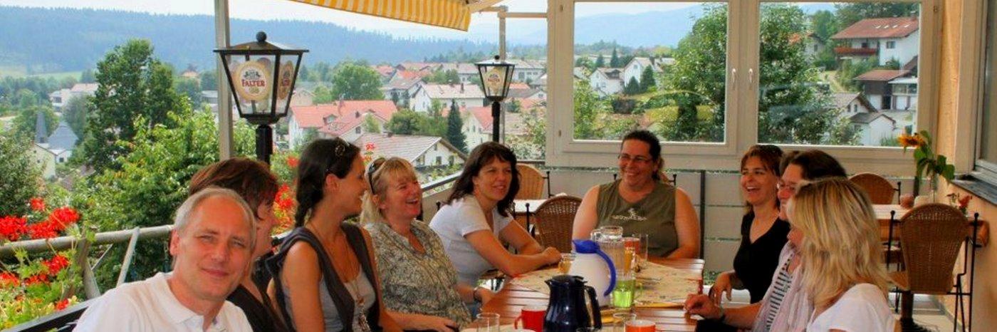 Seminarhäuser in Deutschland Tagungshaus in Bayern