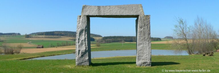 Attraktionen i.d. Oberpfalz Sehenswürdigkeiten Highlights Stone Henge