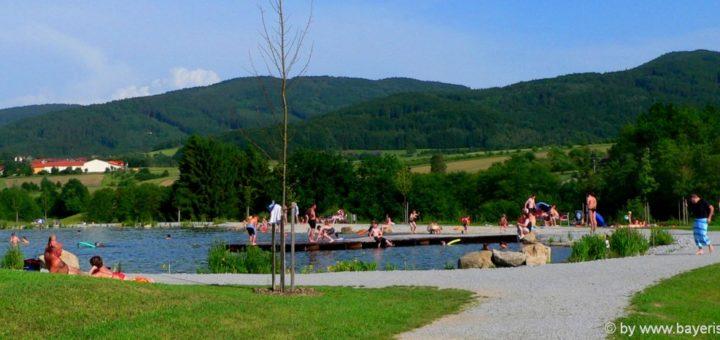 lalling-unterkunft-niederbayern-ausflugsziele-naturbadesee-sehenswürdigkeiten