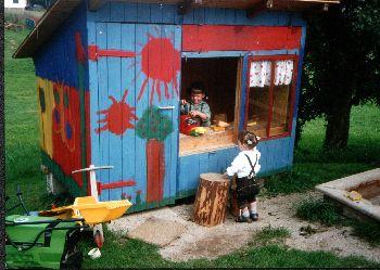 Ferienhäuschen in Deutschland familienfreundlich Urlaub in Bayern