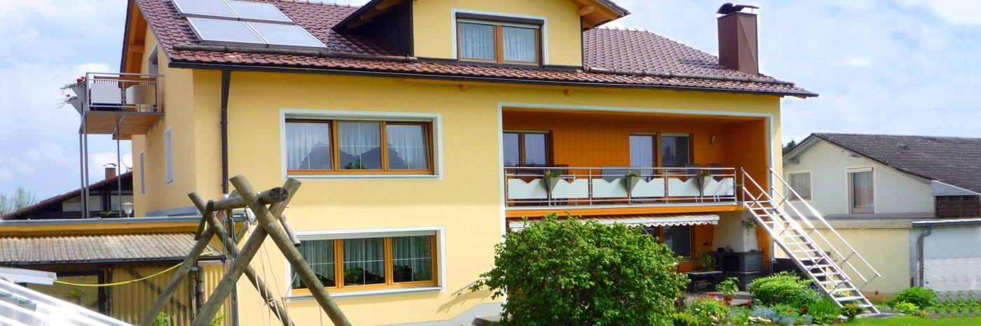 Übernachtung bei Straubing Ferienunterkunft in Niederbayern Urlaubsquartier in Bayern
