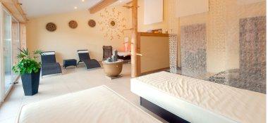 Hotel mit Sauna, Solarium, Massagen, Kosmetikangebote in Bayern