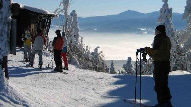 Skiurlaub in Neukirchen Winterferien im Arberland