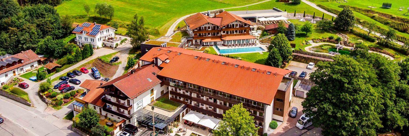 Hotel bei Bodenmais - Geschenkgutschein für Hochzeit oder Geburtstag