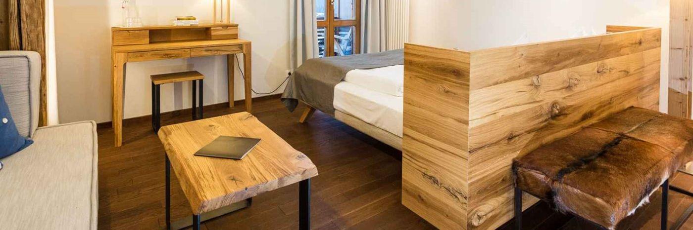 Wellnesshotel mit Familienappartement, Zimmer und Suiten in Bodenmais