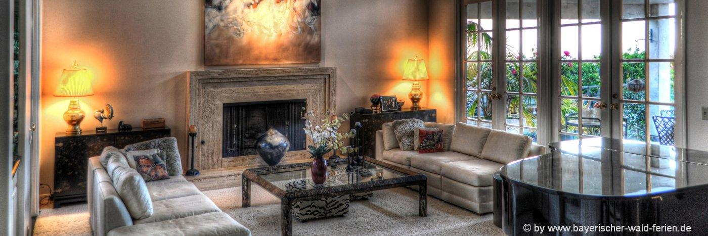 exklusive ferienh user in bayern luxus ferienhaus bayerischer wald komfortable. Black Bedroom Furniture Sets. Home Design Ideas