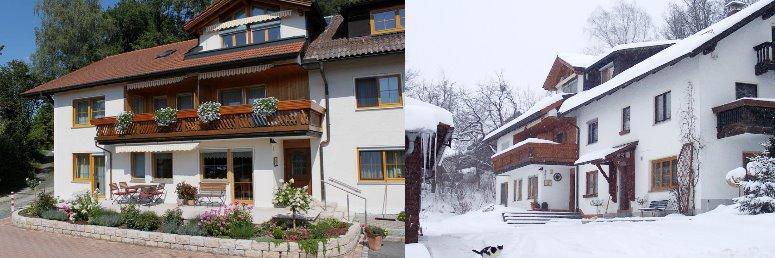 Pension für Vereinsfahrten und Familientreffen in Bayern