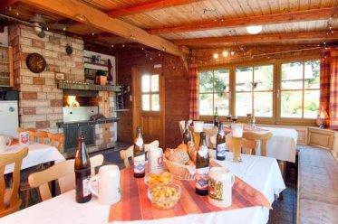 Pension für Gruppenurlaub und Zimmer mit Frühstück