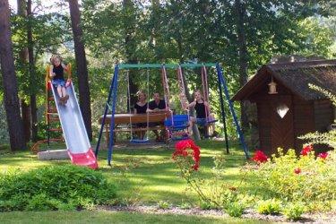 Pension mit Kinderspielplatz Schnäppchenreisen für Familien
