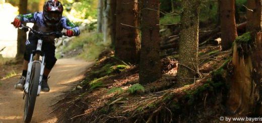 mountainbike-urlaub-bayerischer-wald-bikepark-downhill-rennen