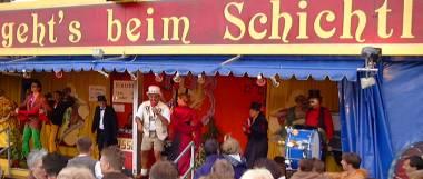 Das Oktoberfest ist das größte Volksfest in Bayern, weltweit bekannt und beliebt