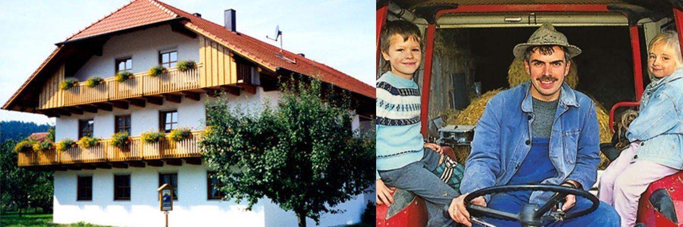 Bayerischer Wald Bauernhofurlaub mit der Bahn Bayern Bauernhof mit Geschirrspüler