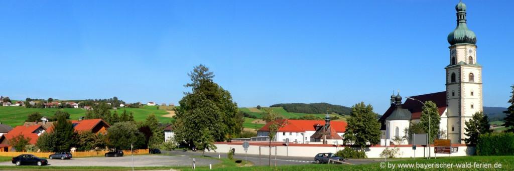 Pension in Lam & Lohberg Hotel Gasthof in Hohenwarth, Neukirchen b. hl. Blut & Arrach