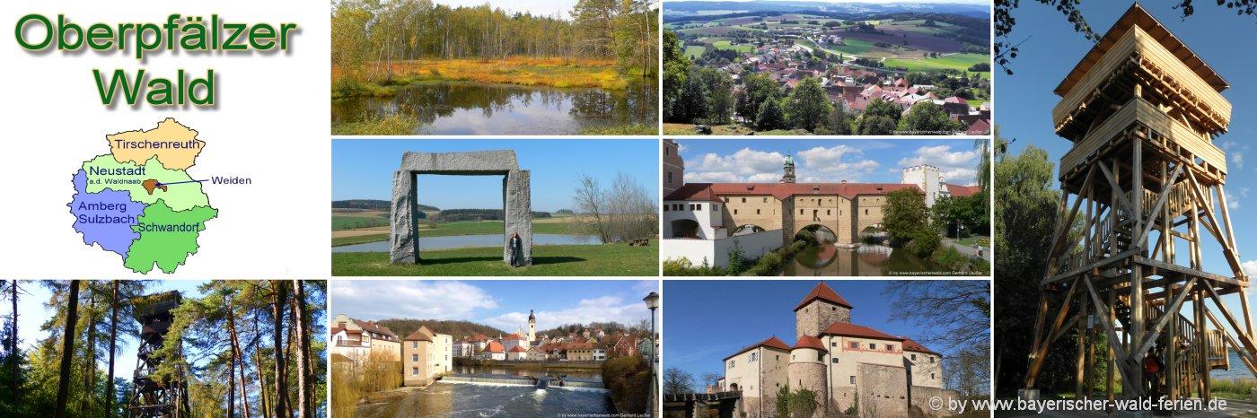 Ferienwohnungen Oberpfälzer Wald Landhaus in der Oberpfalz