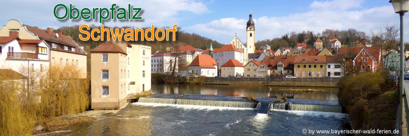 oberpfalz-unterkunft-sehenswürdigkeiten-schwandorf-ausflugsziele