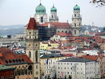 Pauschalangebot Urlaub in Passau