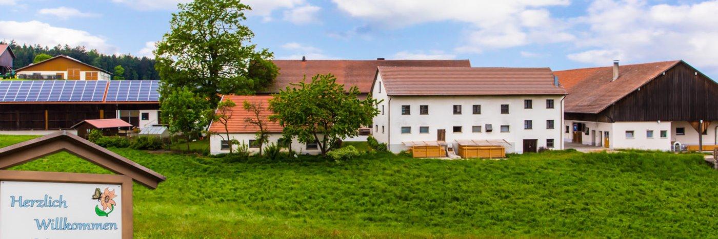 Familien Urlaub in der Ferienwohnung von Privat Bauernhof Urlaub in Bayern