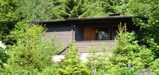 einfache Ferienhütten einsame berghütte für 2 personen Deutschland