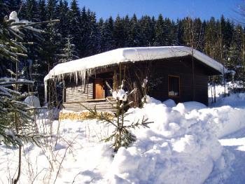 Winterurlaub Skihuetten in Bayern Ski Hütte mieten