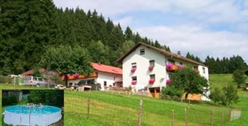 Ferien im Herzen des Bayerischen Waldes Urlaub in Kirchberg im Wald