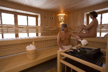 Basenfasten im Urlaub Gesundheitswoche mit Wellness und Sauna