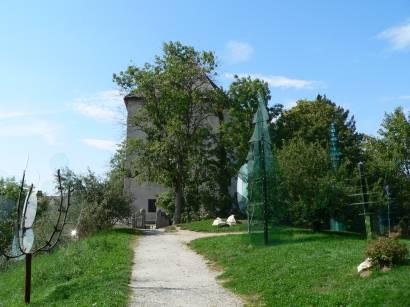 Ferienwohnung Burgruine Urlaub und Ferien im Bayerischen Wald