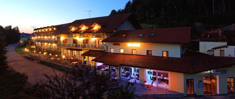 Tageswellness bei Straubing - Ansicht vom Day Spa Hotel in Niederbayern