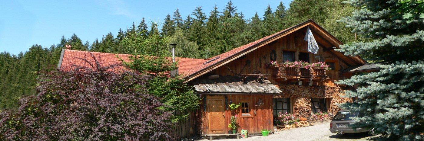 Berghütte mieten in Bayern Vermietung von Ferienhütten im Bayerischen Wald