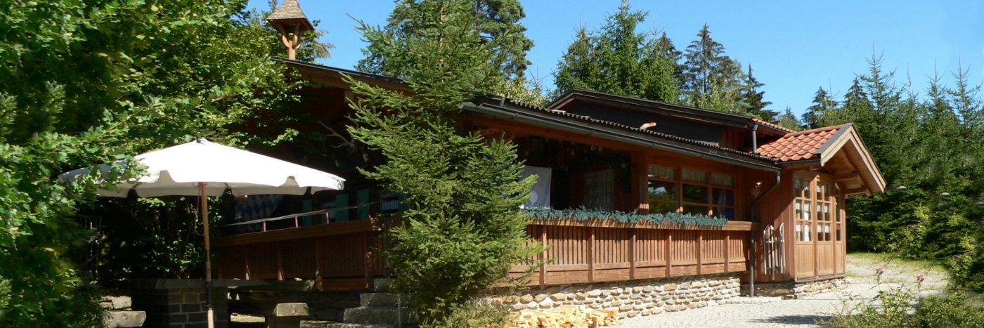 Ferienhütte für 6 bis 10 Personen in Bayern Berghütte für 2, 48, 15 oder 20 Leute
