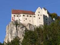 Ausflugstipp im Altmühltal - Burg Prunn