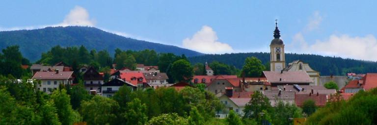 sehenswürdigkeiten in Rinchnach-ausflugsziele-bayerischer-wald-kirche
