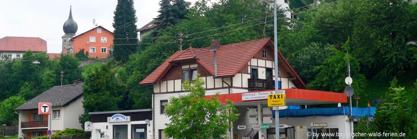 Unterkunft in Ringelai Ausflugsziele bei Freyung Bayerischer Wald