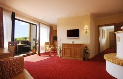 Gartensuite - Hotel Suite Deutschland - Landromantik Hotel Oswald