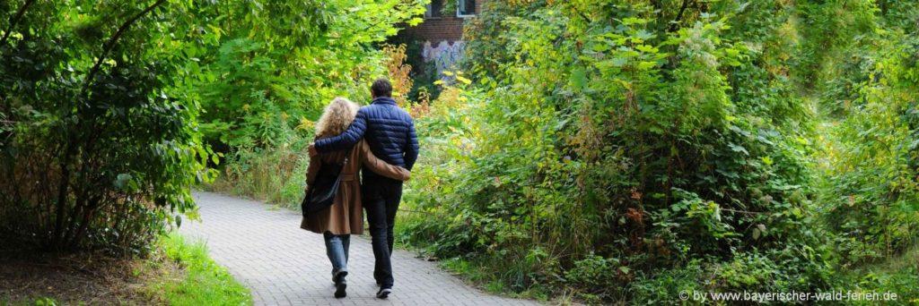 Romantikurlaub Bayerischer Wald romantische Unterkunft für Pärchen